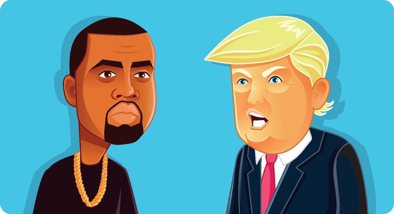 Kanye West's Presidential bid