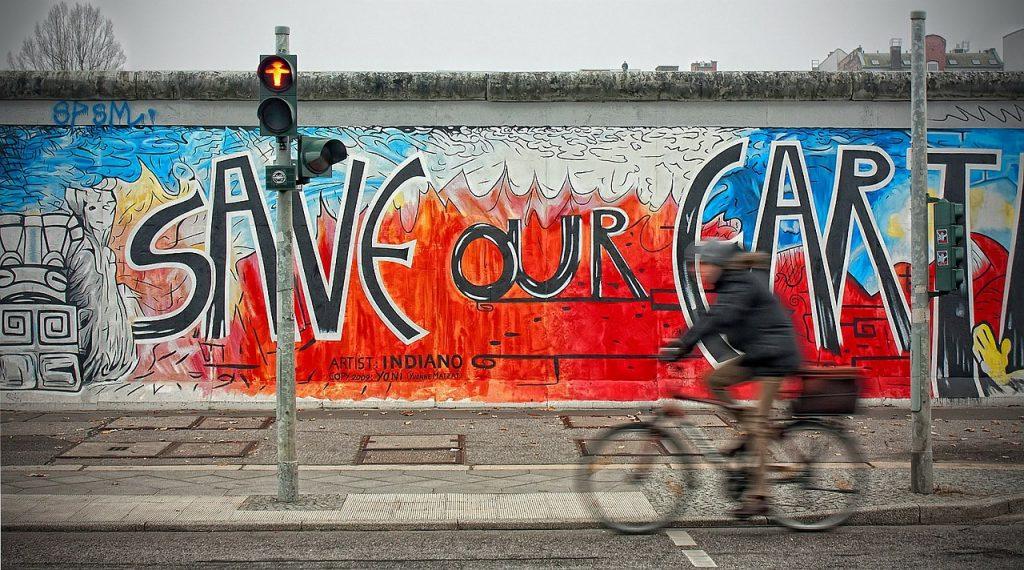 Graffiti art to inspire