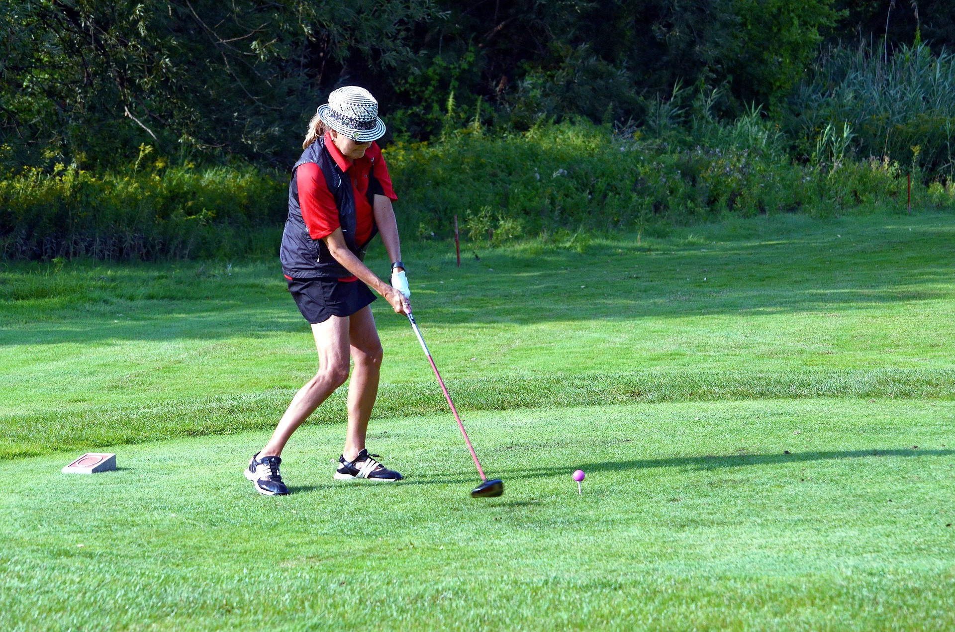 Improve the Power of Your Swing - 6 Exercises for Women Golfers