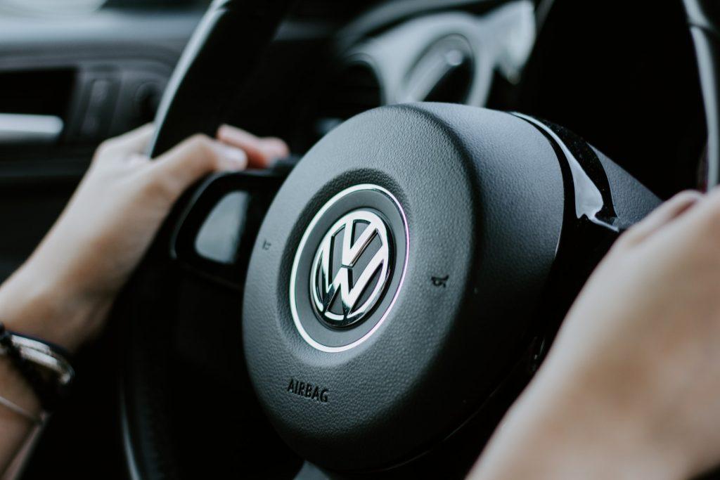VW steeringwheel