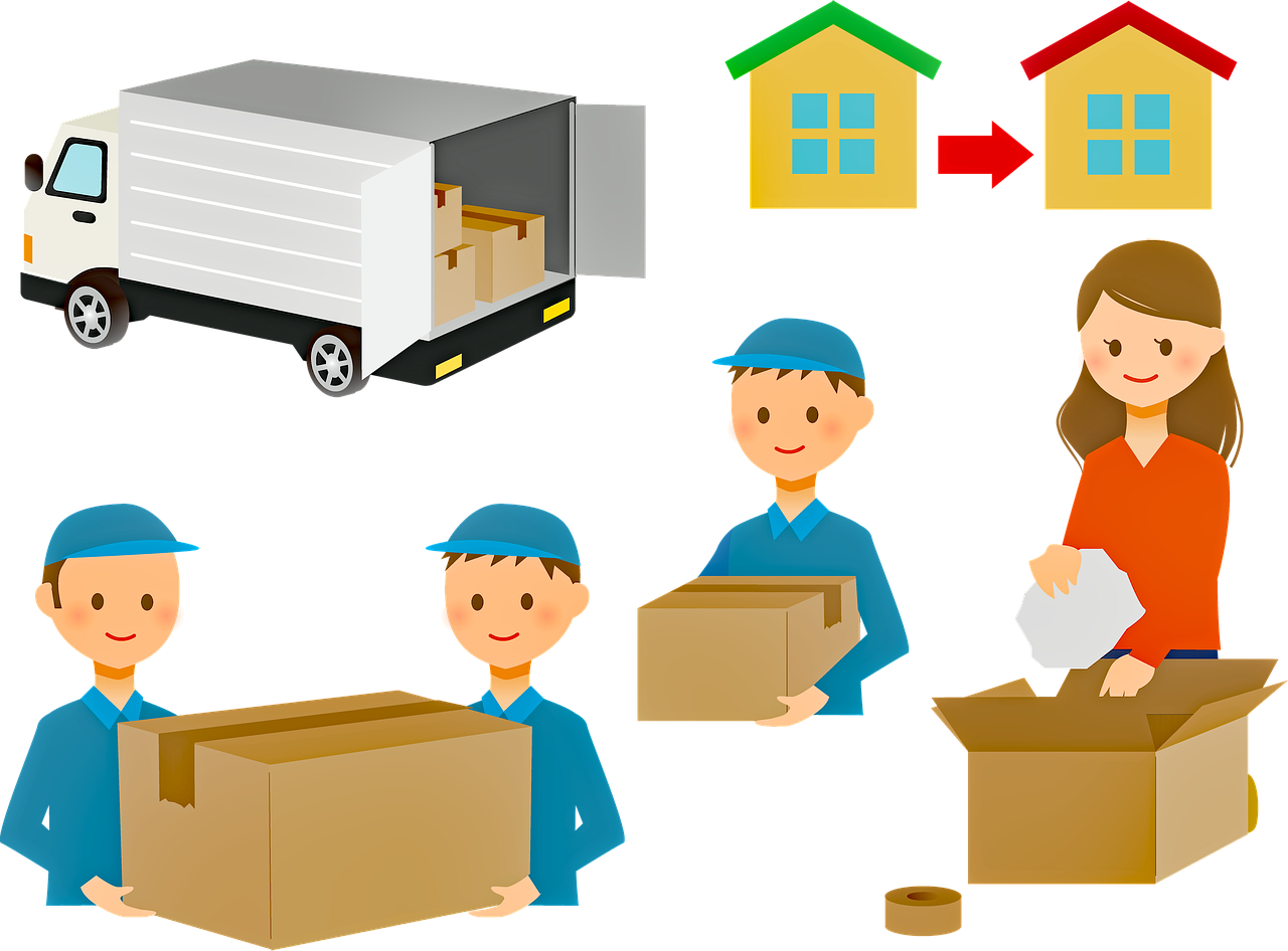 How to Prepare for Your Big Move