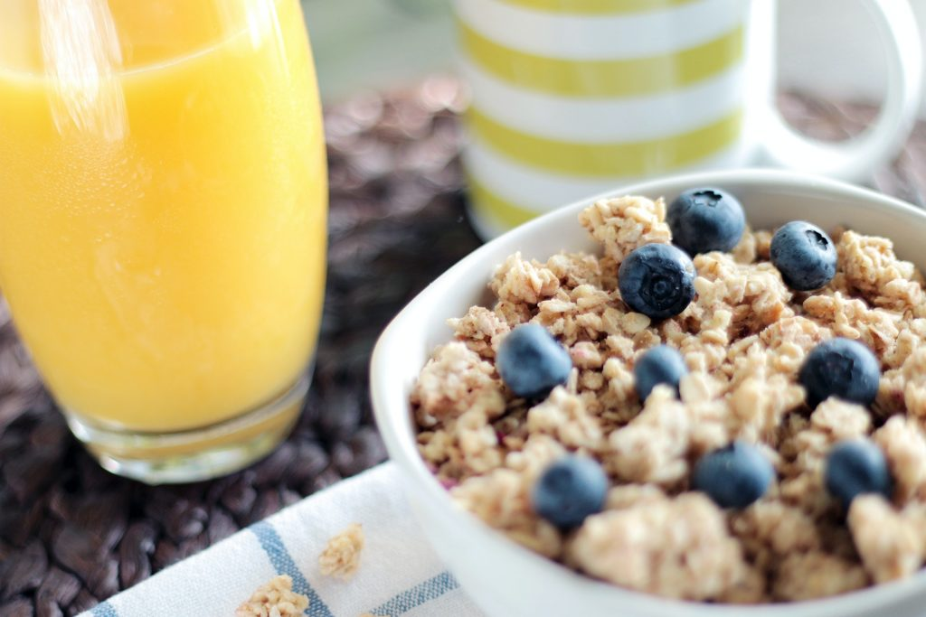 Blueberries – for reducing inflammation