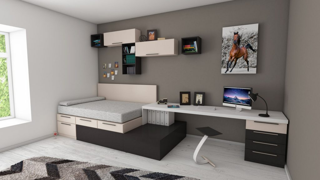 Decorating A Dorm Room for Better Sleep and Study