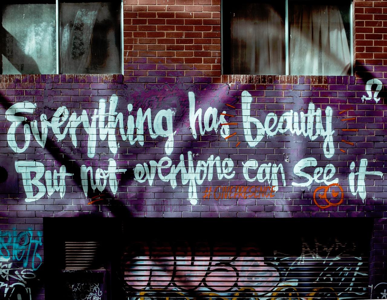 Is Graffiti Art or Vandalism