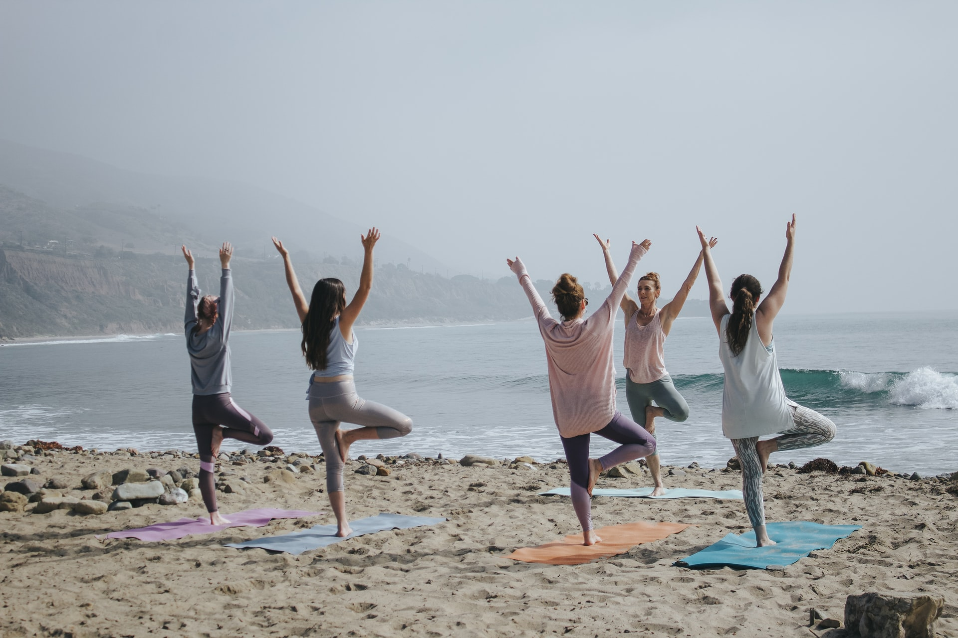 6 Ways to Improve Balance