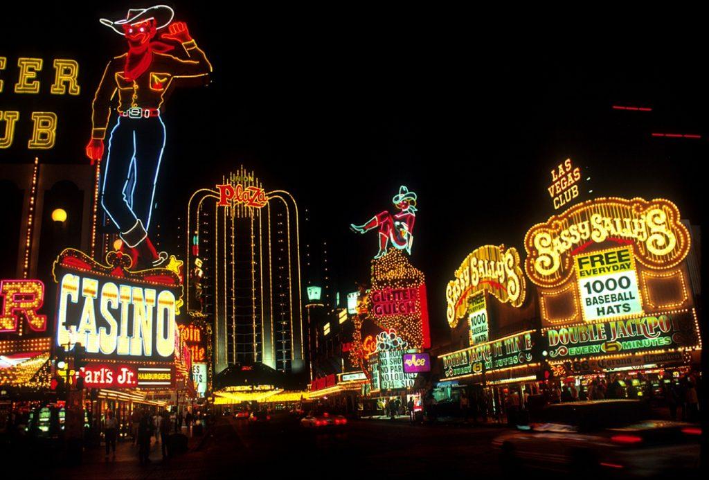 Las Vegas in-house casinos