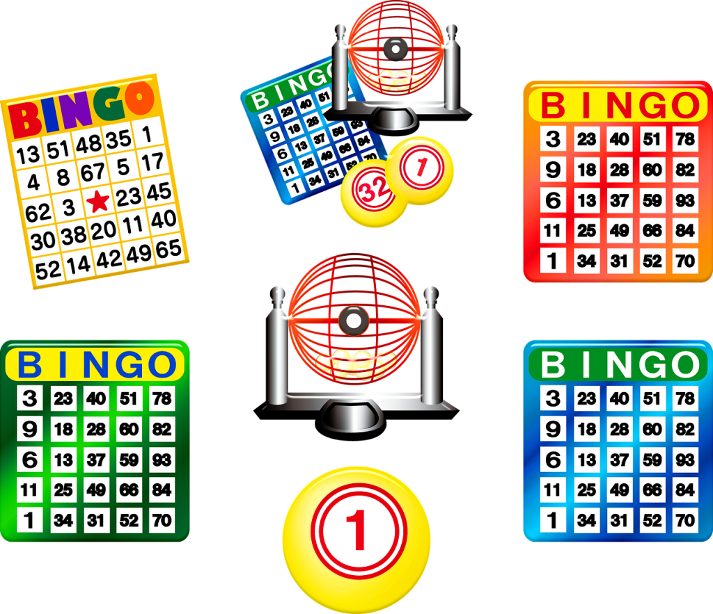 Bingo for charities