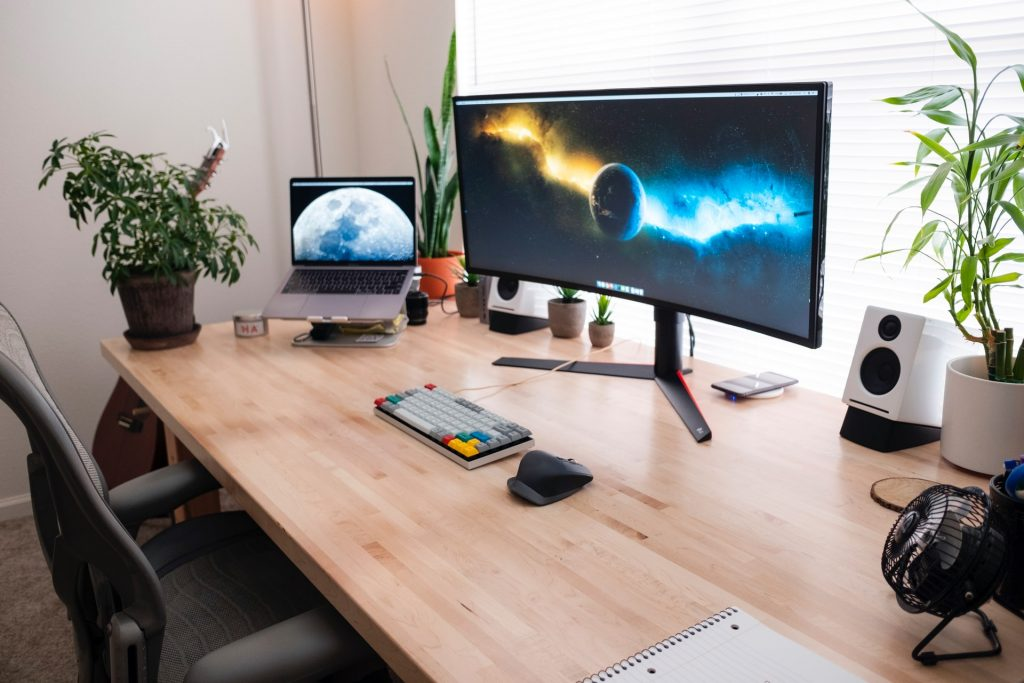 Set up a perfect workstation