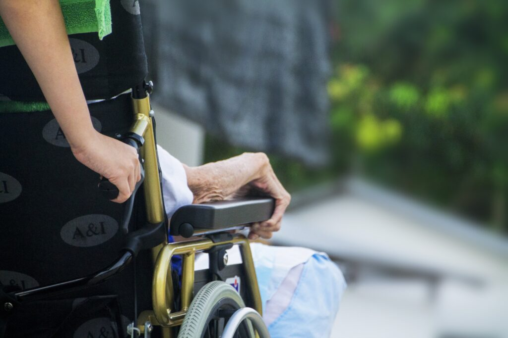 Alexander Everest Explains the Difference Between Palliative Care and Hospice Care