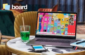 Klaxoon Board