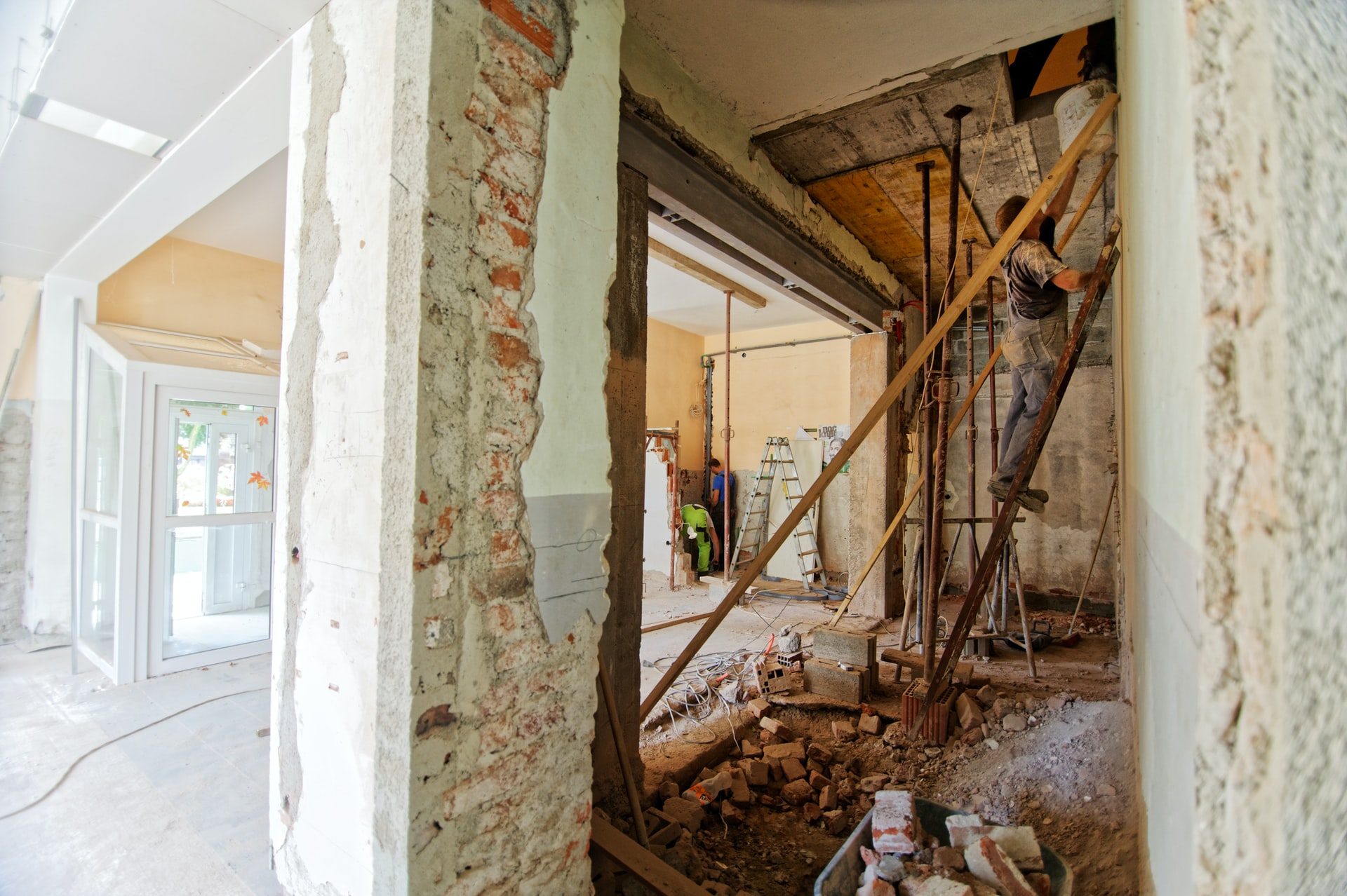 7 Tips to Starting an Eco-Friendly Remodel
