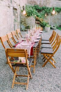 5 Common Mistakes When Planning an Outdoor Wedding
